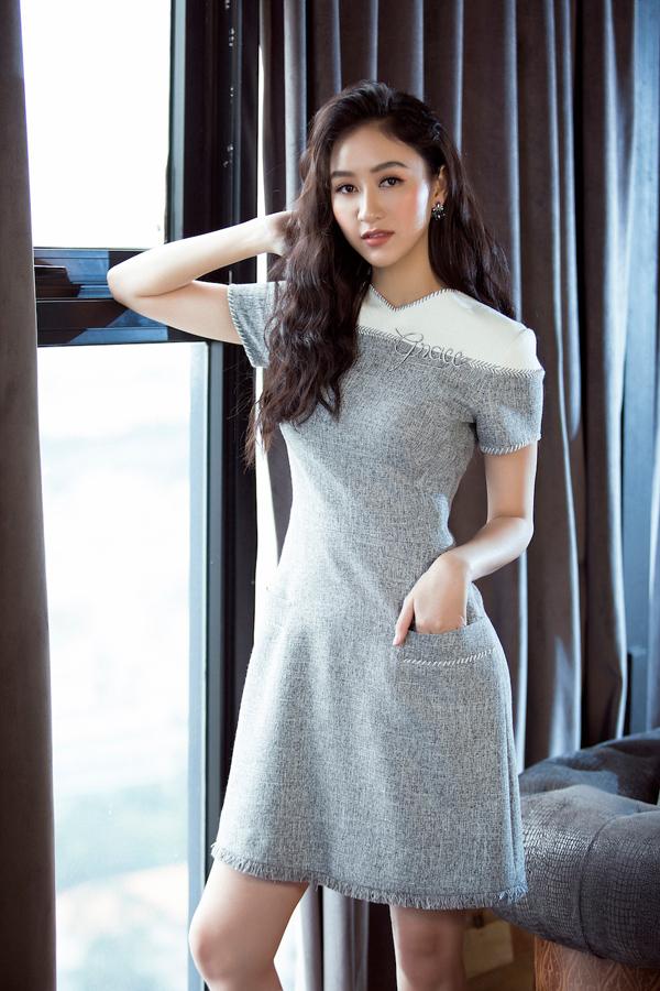 Photo: Lê Thiện Viễn. Stylist: Kun Chai. Make-up: Hiwon.