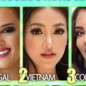 Phương Khánh được dự đoán đoạt Á hậu 1 Miss Earth 2018