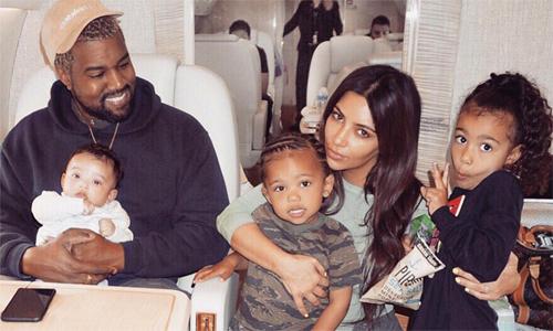 Kim bất ngờ khi chồng nói muốn có 7 đứa con
