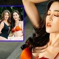 Phương Nga chụp áo tắm cùng 8 thí sinh đoạt giải phụ Miss Grand