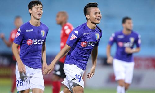 Quang Hải được vinh danh với pha xử lý 'như Messi'