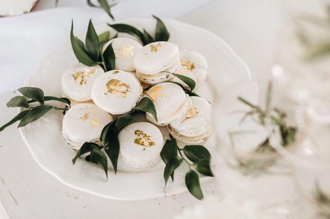 16 bảng màu dành cho đám cưới mùa đông