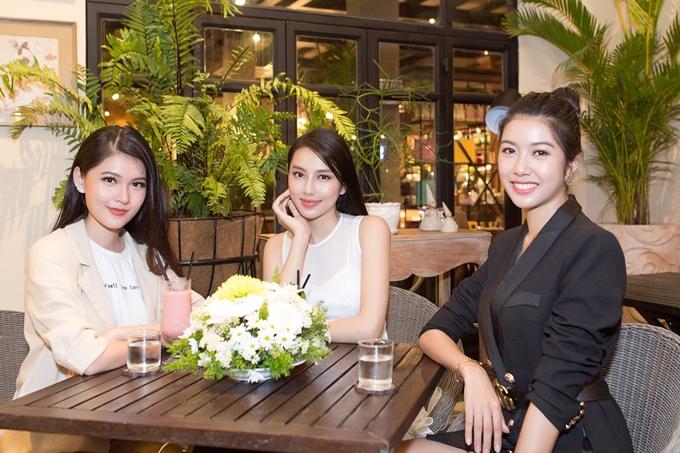 Thùy Tiên sẽ lên đường sang Nhật vào tối 19/10. Đêm chung kết Miss International 2018 diễn ra vào 9/11.
