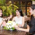 Thúy Vân, Thùy Dung hướng dẫn Thùy Tiên 'chiêu' thi Miss International