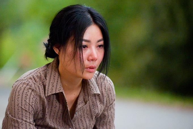 Thanh Hương trong phim Quỳnh búp bê.