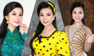 Ca sĩ bolero Dương Hồng Loan gợi ý trang điểm khi diện áo dài