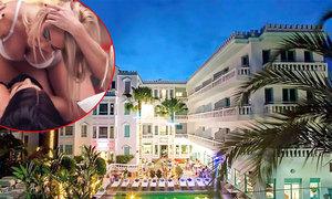 Khách sạn của Messi được thuê đăng cai tiệc sex đồng tính