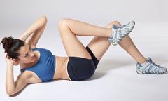 8 phút tập luyện giúp vòng eo phẳng lỳ chỉ sau 3 tuần