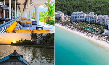 3 resort Việt Nam lọt top khu nghỉ tốt nhất khu vực và thế giới