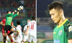 Bùi Tiến Dũng xin lỗi vì sai lầm khiến Thanh Hoá mất Cup quốc gia