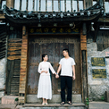 Ảnh cưới được chụp trong 6 ngày ở Phượng Hoàng Cổ Trấn