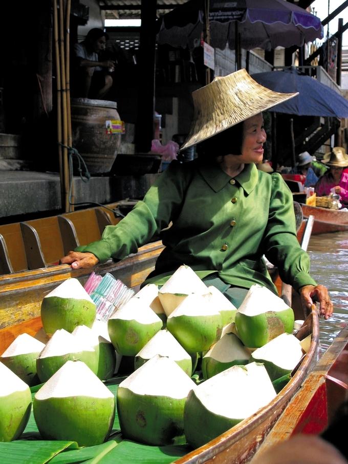 8 thói quen ăn uống giúp giữ dáng của người Thái Lan