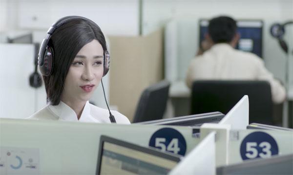 Ngược lại, cô em Hải Triều luôn rất chăm chỉ, nghiêm túc trong việc học tập. Ngoài thời gian lên lớp, cô còn tự trau dồi để kiến thức vững vàng hơn.