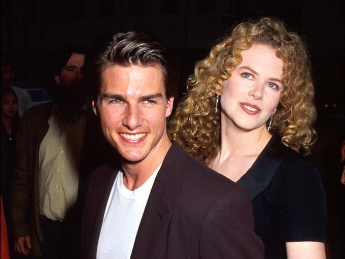 Tom Cruise và Nicole Kidman thời chung sống bên nhau