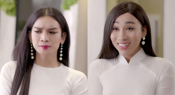 BB Trần thua cô em Hải Triều vì khả năng tiếng Anh dở - 3