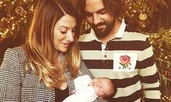 Em gái Becks và chồng ly thân sau khi có con