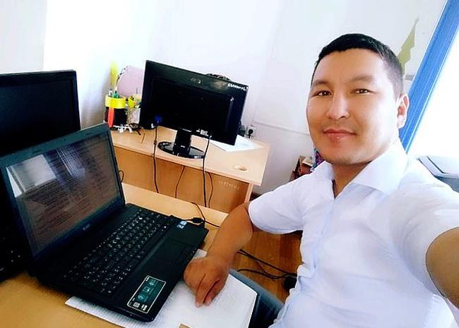 Shyngys Bekenov (26 tuổi), giáo viên ở thành phố Kyzylorda, người giết bạn gái vì bị từ chối lời cầu hôn. Ảnh: 9news.