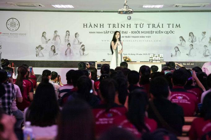 Á hậu Thùy Dung: Không bao giờ là thất bại, tất cả là thử thách - 3