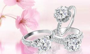 Tinh tế, đẳng cấp với quà tặng trang sức kim cương