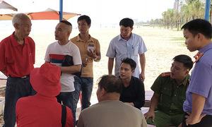 Khách Trung Quốc đột quỵ khi tắm biển Đà Nẵng