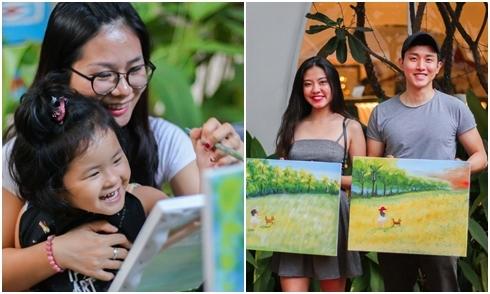 Địa chỉ cuối tuần: Đưa nàng đi 'cà phê vẽ' ngày 20/10 ở Sài Gòn