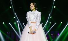 Mỹ Tâm mặc Hanbok, hát loạt hit trong show tại Hàn Quốc