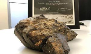 Doanh nghiệp Việt trúng đấu giá thiên thạch Mặt trăng 14 tỷ đồng ở Mỹ