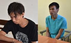 Thanh niên Quảng Nam cầm dao vào phòng trọ cướp 40 triệu đồng