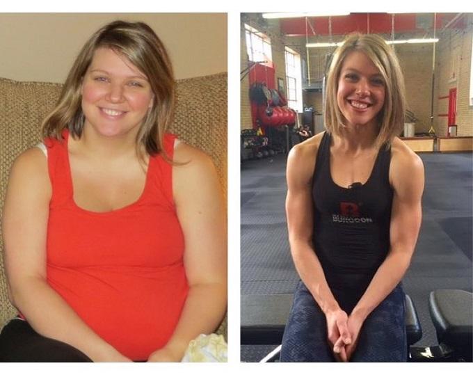 5 cô gái đổi đời nhờ nỗ lực giảm cân - 3