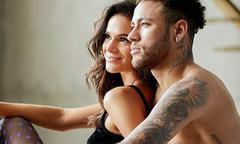 Neymar chia tay diễn viên Bruna Marquezine