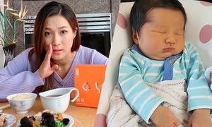 Chung Gia Hân tiết lộ bí quyết chăm hai con 'trứng gà trứng vịt'