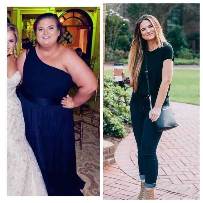 5 cô gái đổi đời nhờ nỗ lực giảm cân - 4