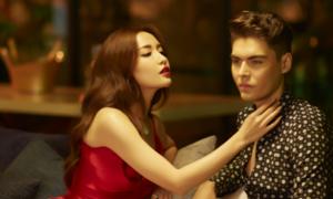 Bích Phương liên tục quyến rũ trai đẹp trong MV