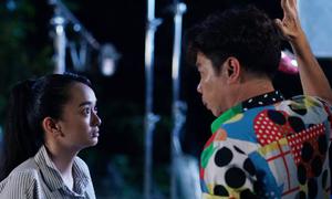 Thái Hòa khắc khẩu với 'con gái' Kaity Nguyễn