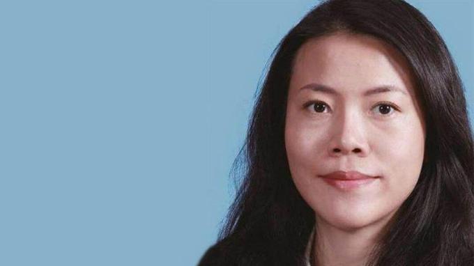 Dương Huệ Nghiên - ái nữ gia đình vua địa ốcDương Quốc Cường - là phụ nữ Trung Quốc giàu nhất. Ảnh: Handout.