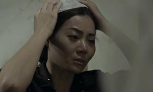 Thanh Hương phải diễn 10 lần cảnh Lan Cave tháo khăn tang từ biệt