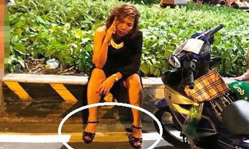 Nữ tài xế BMW gây tai nạn đổ lỗi do mang giày cao gót