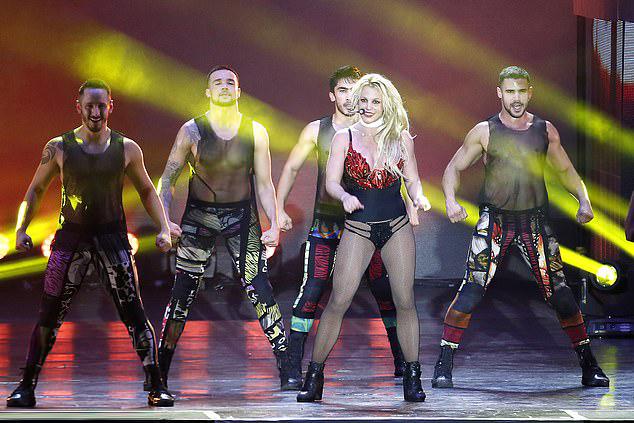 Sau khi kết thúc chuyến lưu diễn, Britney sẽ dành thời gian nghỉ ngơi và tập luyện tiếp cho tour diễn mới tại Park Theatre thuộc tổ hợp khách sạn Park MGM ở Las Vegas vào tháng 2 năm tới. Tour cố định này sẽ kéo dài 6 tháng và mang phong cách hip-hop, đường phố từ âm nhạc tới trang phục, vũ đạo, dàn dựng và thiết kế sân khấu.
