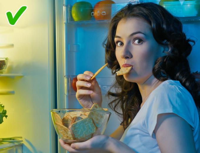 7 loại thực phẩm an toàn cho các nàng cú đêm - 2