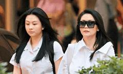 Con gái 'bom sex' Hong Kong đẹp lấn át mẹ