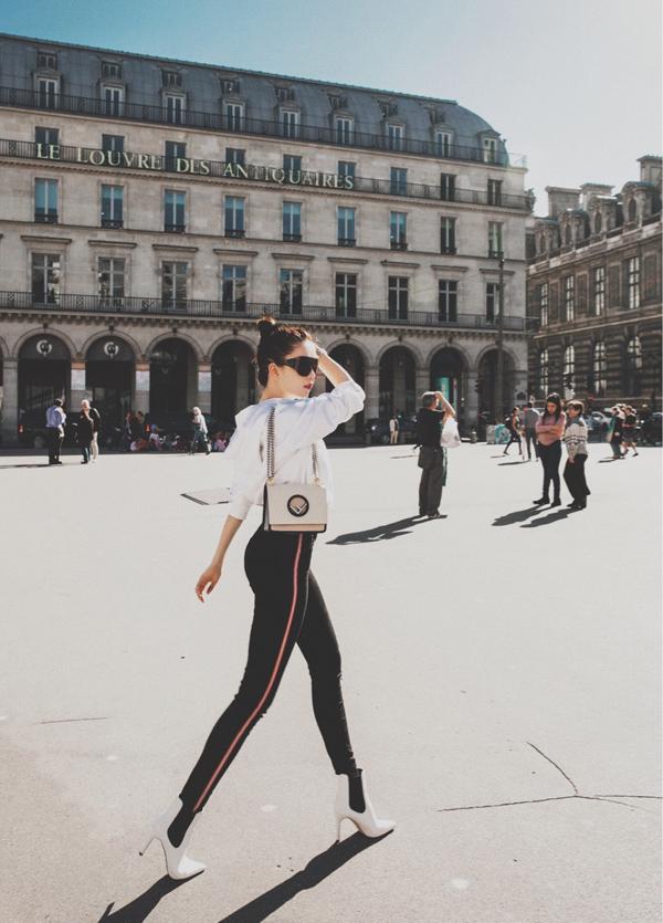 Cô hiện có cuộc sống đủ đầy, thu nhập cao từ kinh doanh shop thời trang, làm CEO cho một tập đoàn mỹ phẩm nhưng vẫn đam mê nghệ thuật.