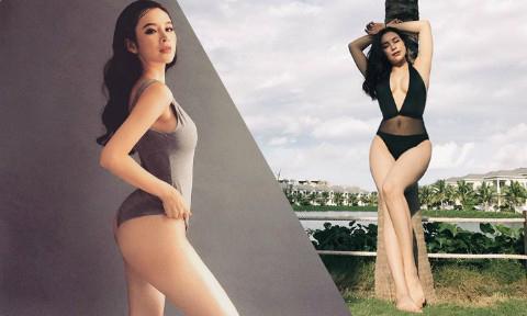 6 người đẹp Việt vòng ba hơn 1 mét nhờ chăm tập gym