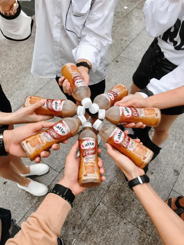 Ra mắt dòng sản phẩm cà phê sữa đóng chai tiện lợi