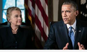 Nhà Obama, Clinton đồng loạt nhận 'bom thư'