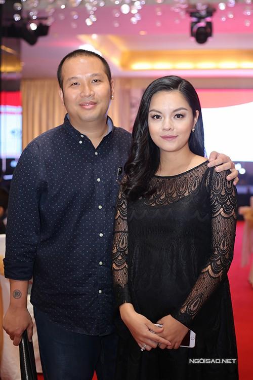 Quang Huy và Phạm Quỳnh Anh thời còn mặn nồng bên nhau.