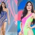 Bùi Phương Nga sợ lộ nội y trong bán kết Miss Grand