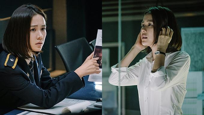 Hai tạo hình của Son Ye Jin trong phim