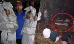 Giả ma dọa dân làng, hai cậu bé bị phạt ngủ cả đêm ở nghĩa địa