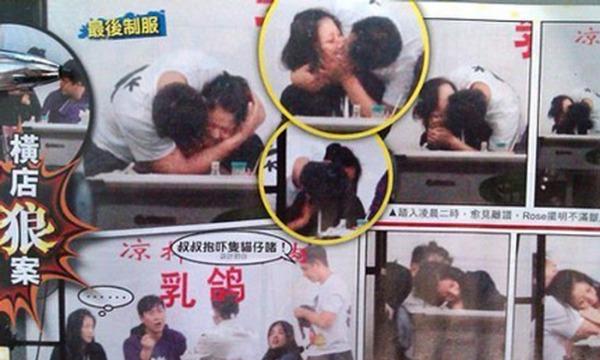 Trần Hạo Dân khiến nữ diễn viên 19 tuổi sợ phát khóc vì hành vi quấy rối.