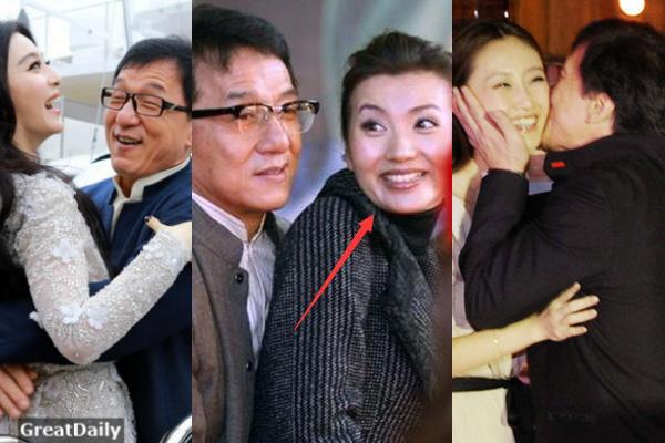 Thành Long từng sàm sỡ nhiều mỹ nhân như Phạm Băng Băng, Trần Hảo, Lâm Bằng.